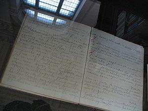 The original manuscript of Wittgenstein's 'Not...