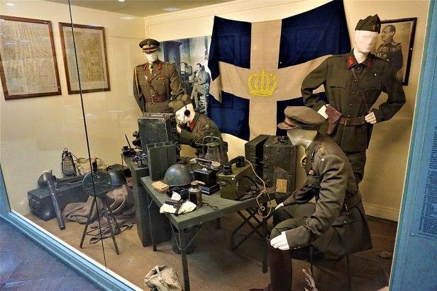 World War II Hellenic Army - War Museum of Thessaloniki by Joy of Museums
