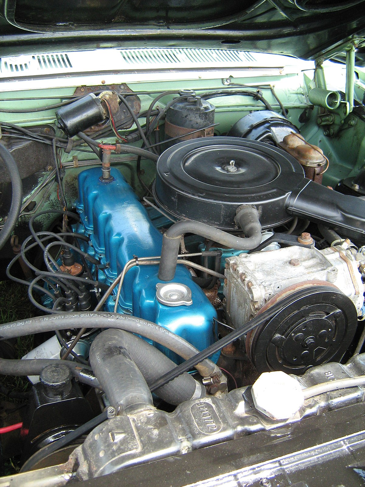 1983 Chevy Starter Wiring Amc Straight 6 Engine Wikipedia