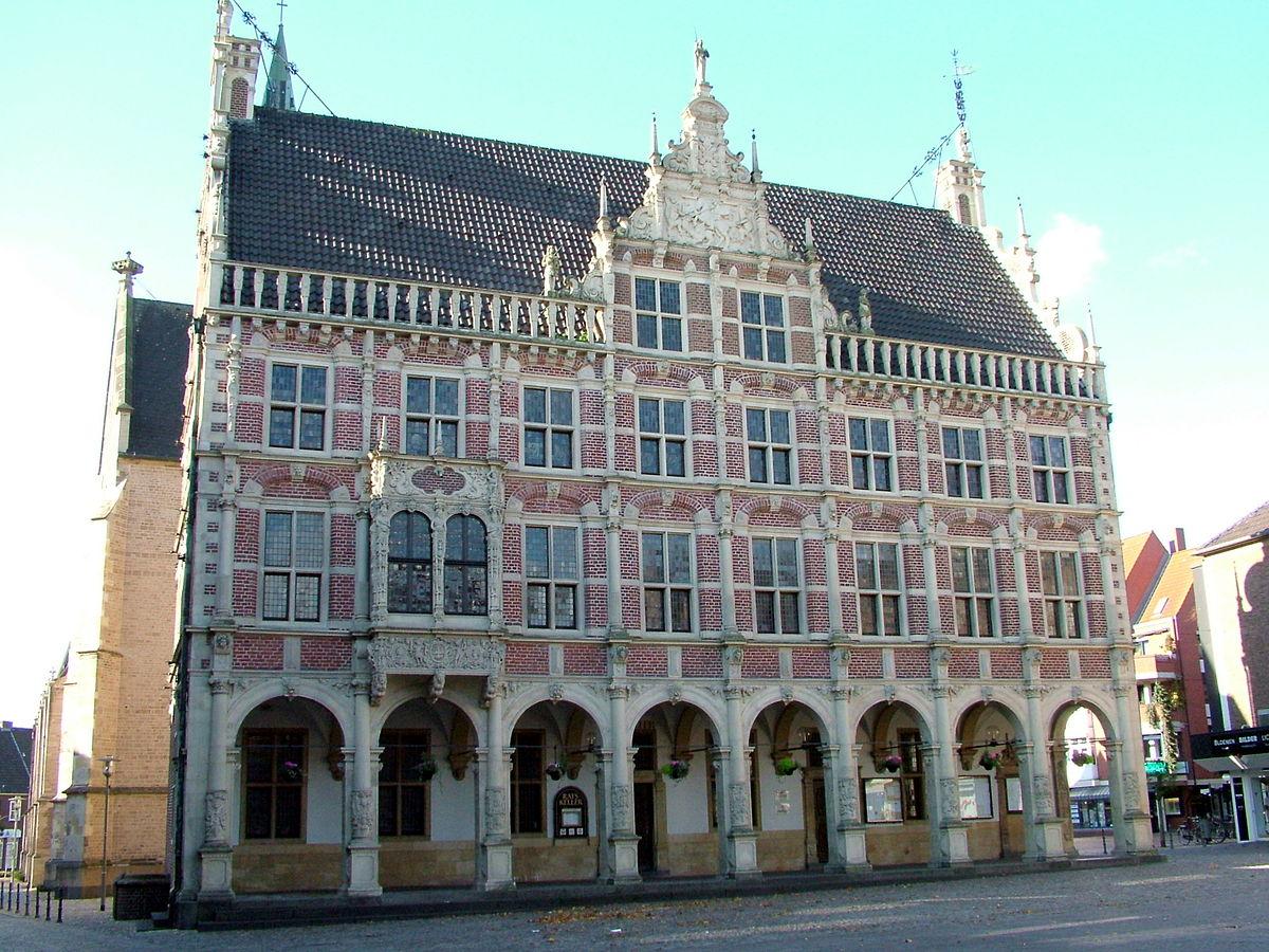 Historisches Rathaus Bocholt  Wikipedia