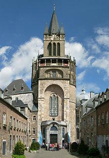 Cattedrale di Aquisgrana  Wikipedia