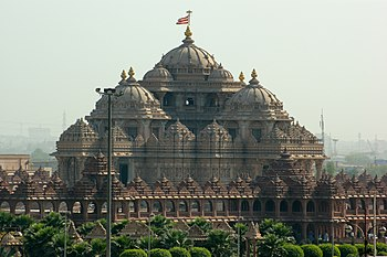 Akshardham temple, Delhi.