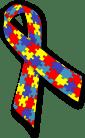 Resultat d'imatges de autistic ribbon
