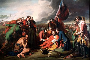 Death of General Wolfe
