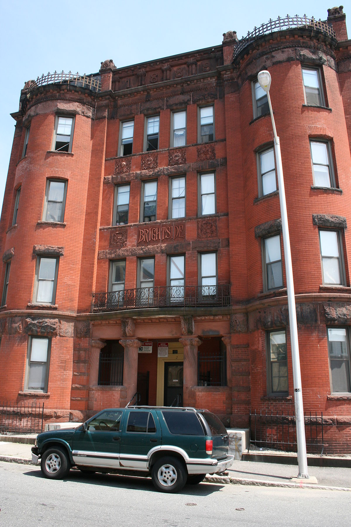 Brightside Apartments  Wikipedia