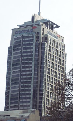 Citigroup Centre, Sydney
