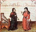 Ґійом Дюфаї і Жиль Беншуа - франко-фламандські композитори