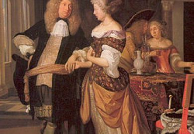 17th Century Womens Fashion