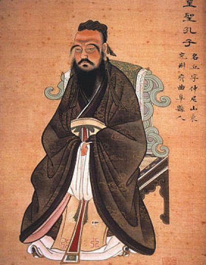 Confucius et Mencius -- Les quatre livres de philosophie morale et politique de la Chine