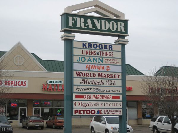 Frandor Shopping Center - Wikipedia