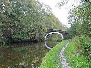 Leeds- Liverpool canal.