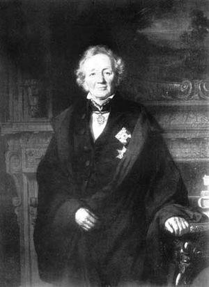 German historian Leopold von Ranke (1795-1886)...