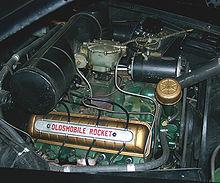 Oldsmobile V8 engine  Wikipedia