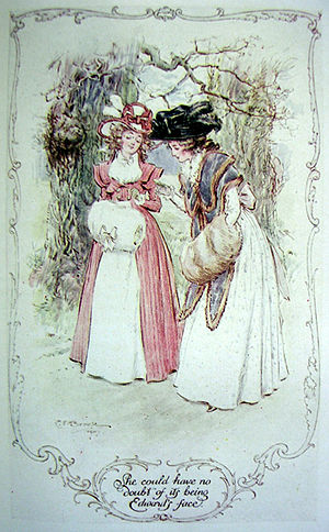 Ch 22 of Sense and Sensibility, (Jane Austen N...