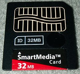 Smart Media (SM) Card