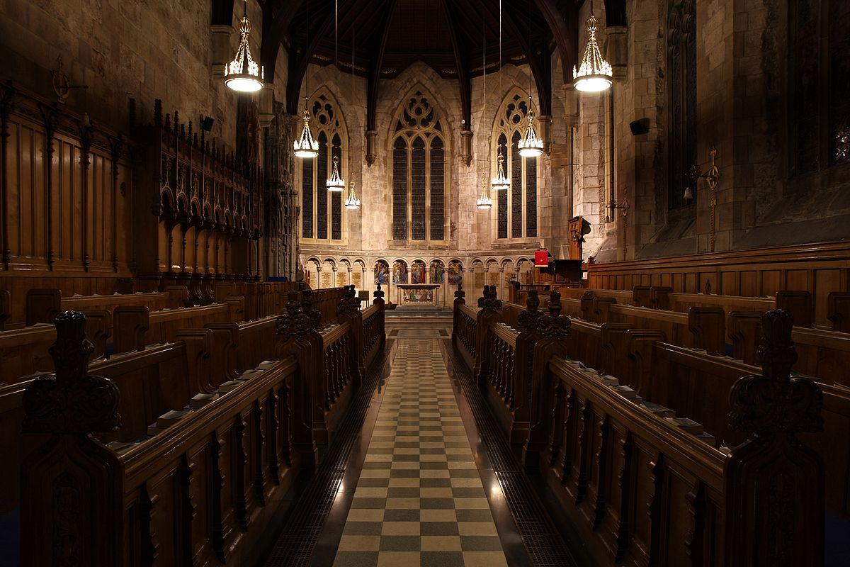 St Salvators Chapel  Wikipedia