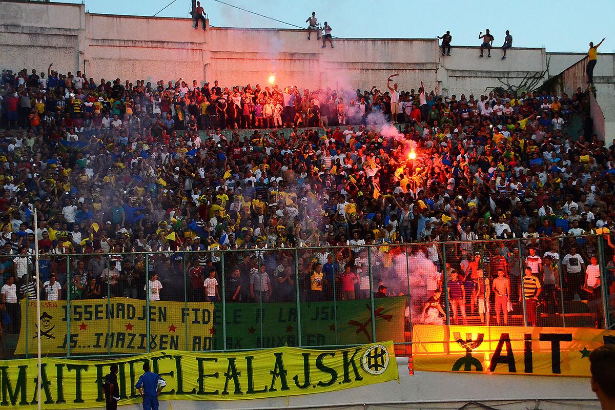 JS Kabylie 1  2 USM Alger match 2014  Wikipedia