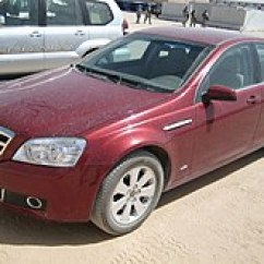 2009 Holden Colorado Wiring Diagram Car Sub And Amp Caprice Wm Wikipedia Chevrolet Middle East Edit