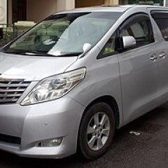 All New Toyota Alphard 2018 Indonesia Yaris Trd Olx Wikipedia 2008 Anh20 2 4x Van 2016 01 04