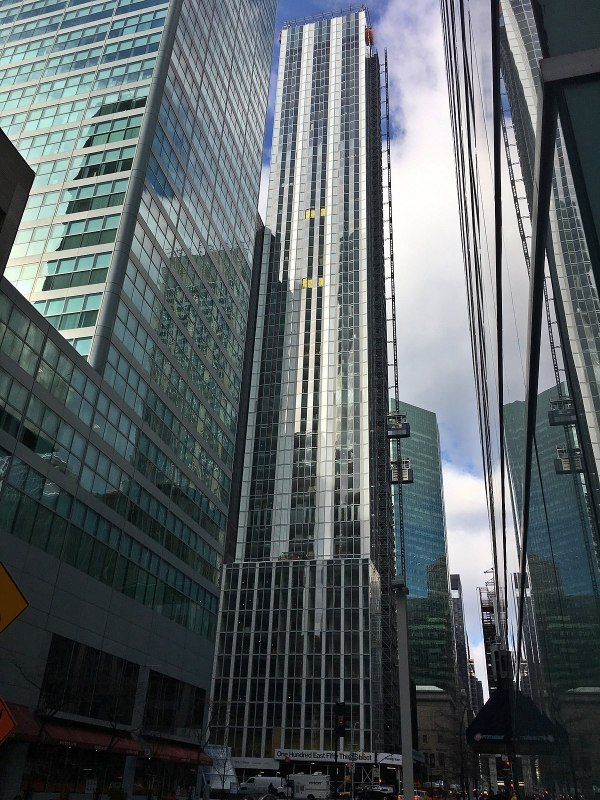 100 East 53rd Street NYC