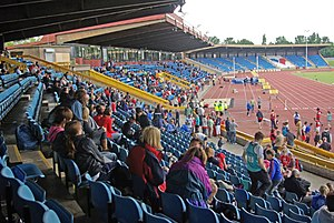 The Alexander Stadium, Perry Park The Alexande...