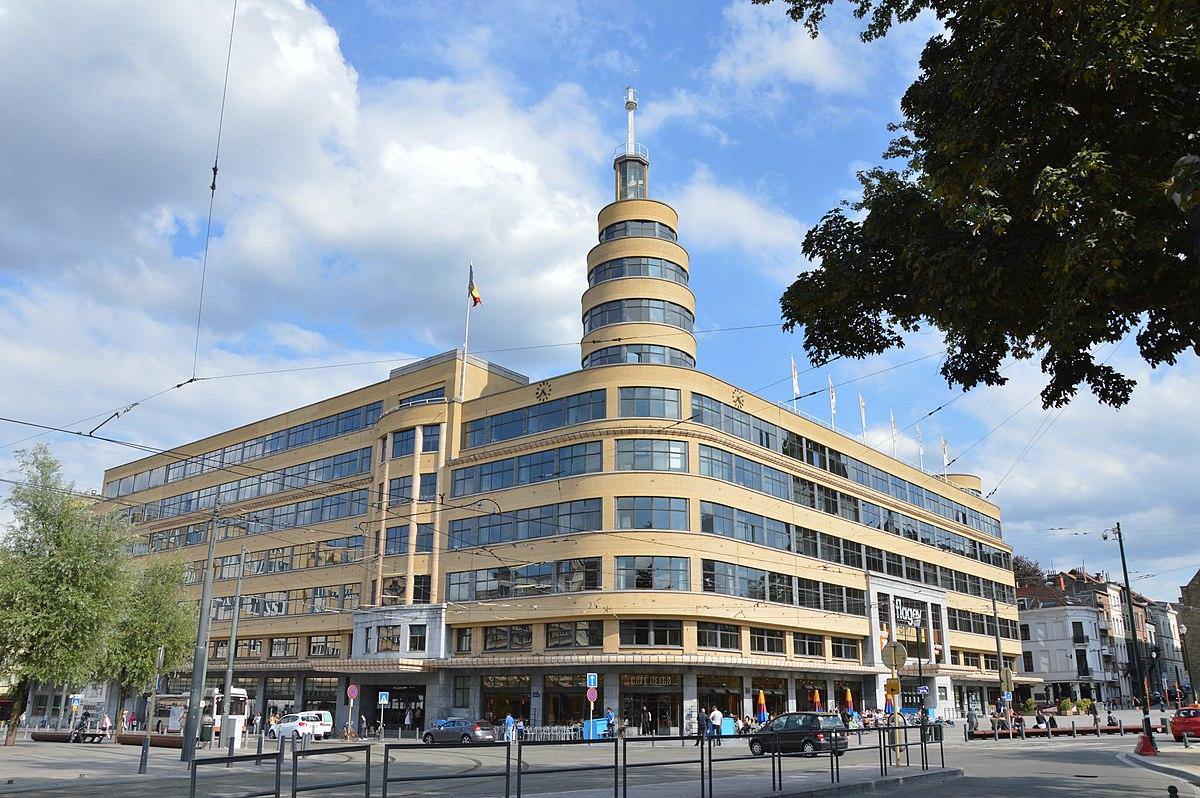 Architecture moderniste en Belgique  Wikipdia