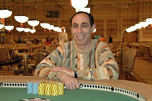 Barry Greenstein moments after winning event #...