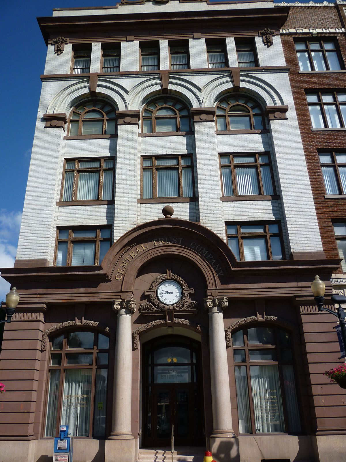 Central Trust Company Buildings  Wikipedia