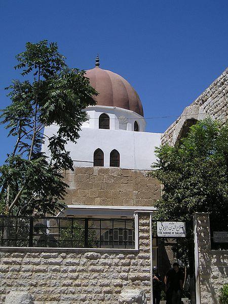 File:Damascus-SaladinTomb.jpg