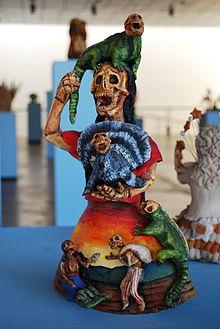 Aguilar family Oaxacan potters  Wikipedia