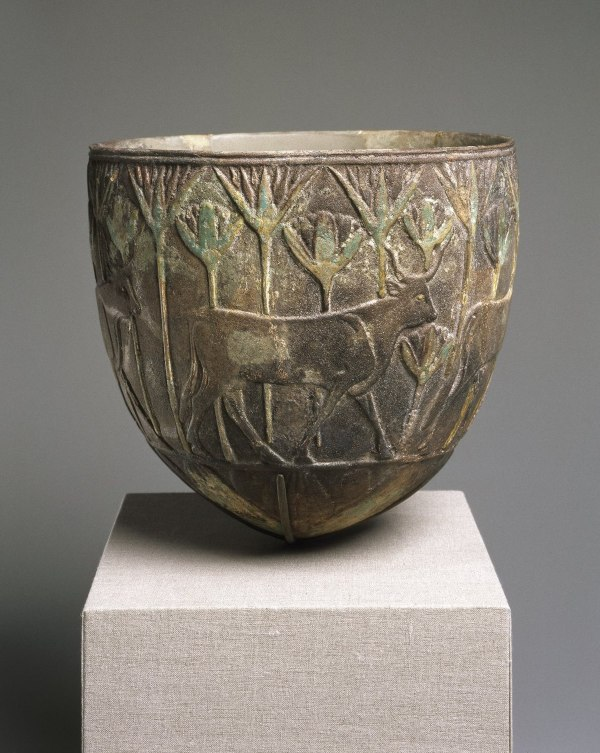Ancient Egyptian Pottery Vessels