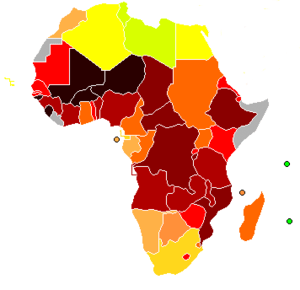 Africa, measles africa, vaccination africa