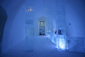 The Ice Hotel in Sweden :Author: Stephan Herz ...