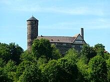 Burg Ludwigstein im Soodener Bergland