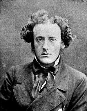 English: Photograph of Sir John Everett Millai...