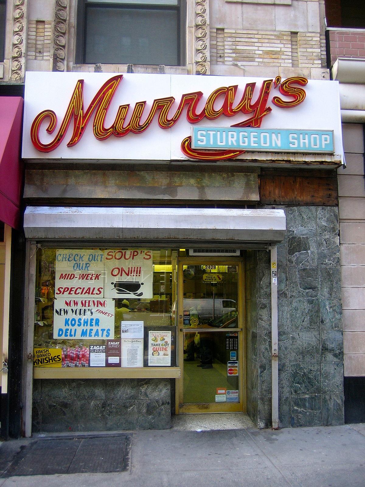 Murrays Sturgeon Shop  Wikipedia