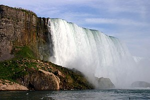 English: Amazing Niagara falls in Canada