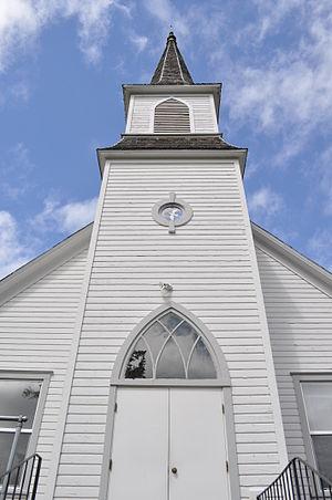 Olalla Bible Church, Olalla, Washington.
