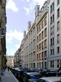 Rue Mdric  Wikipdia