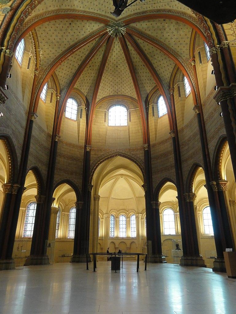 FileParis 75 glise SaintMartindesChamps abside 1
