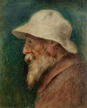 Self-portrait, (1910)