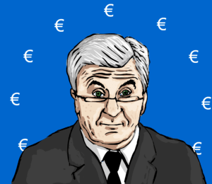Trichet,JC illustration artlibre jn