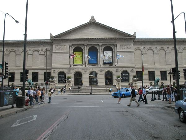 Art Institute Of Chicago Building - Wikipedia