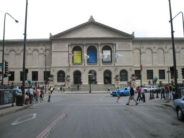 Art Institute Of Chicago Building - Wikipedia