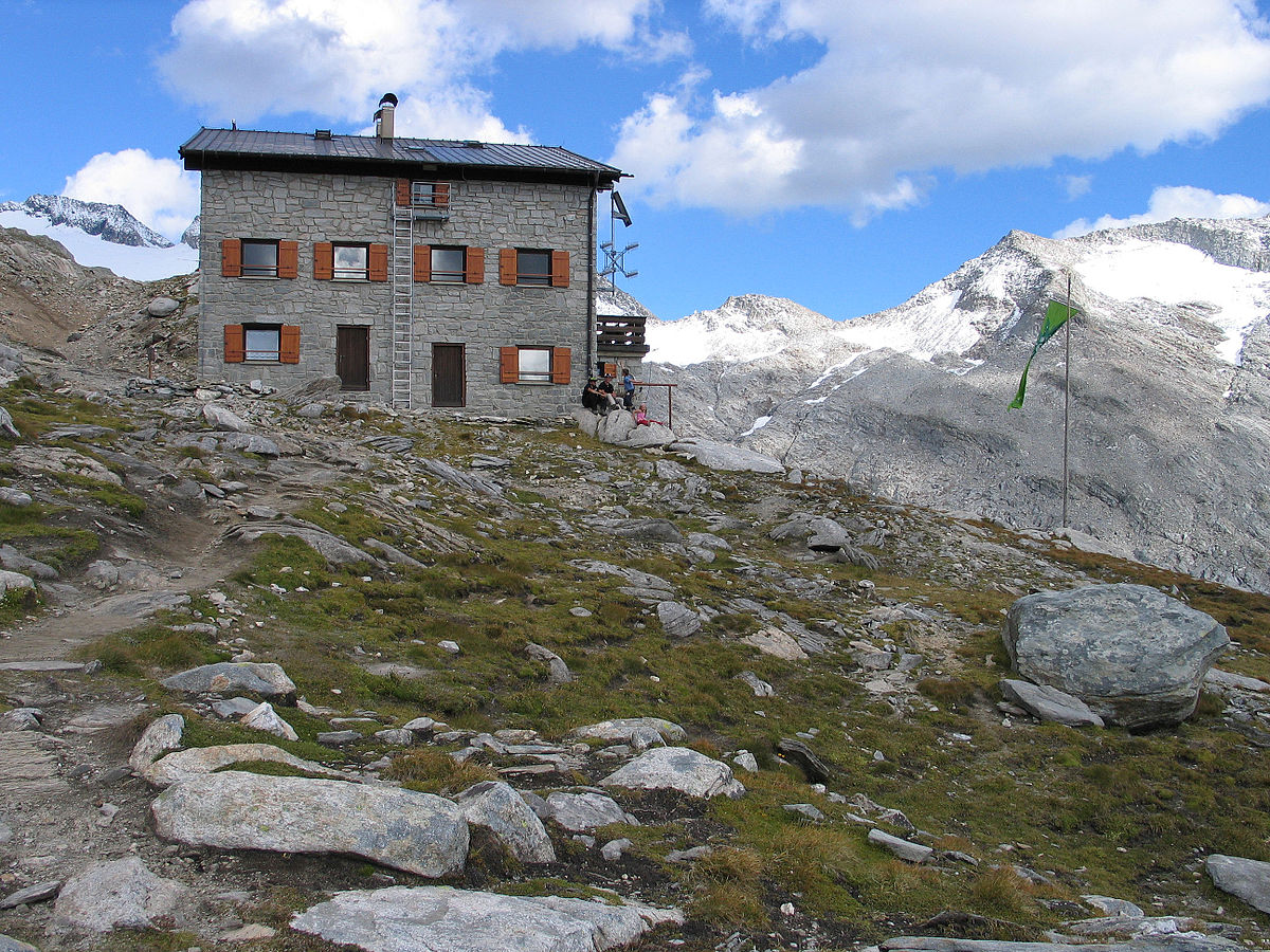 Rifugio Gran Pilastro  Wikipedia