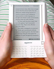 The Kindle 1