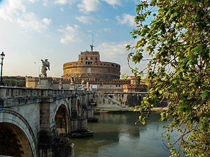 Galego: Castel Sant´Angelo - Roma (Mausoleo de...