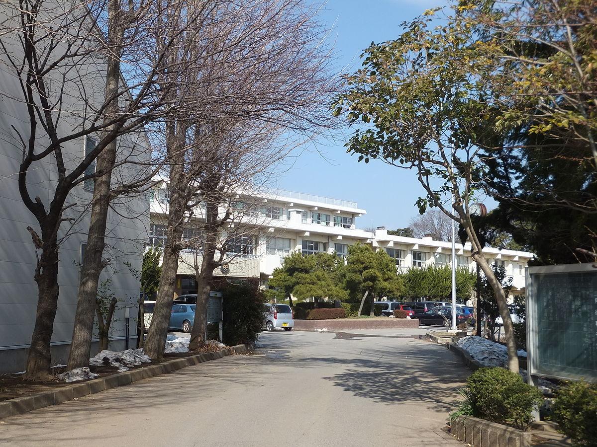 千葉市立小中臺中學校 - Wikipedia
