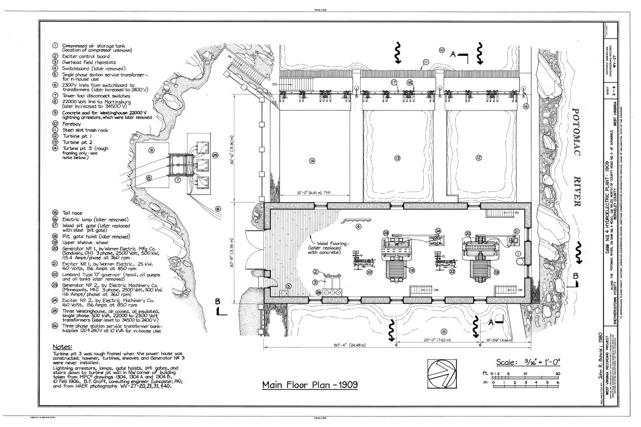 File:Dam No. 4 Hydroelectric Plant, Potomac River