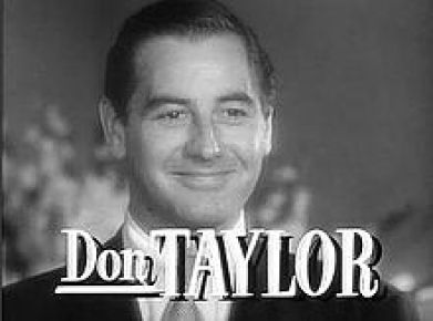 Image result for don taylor